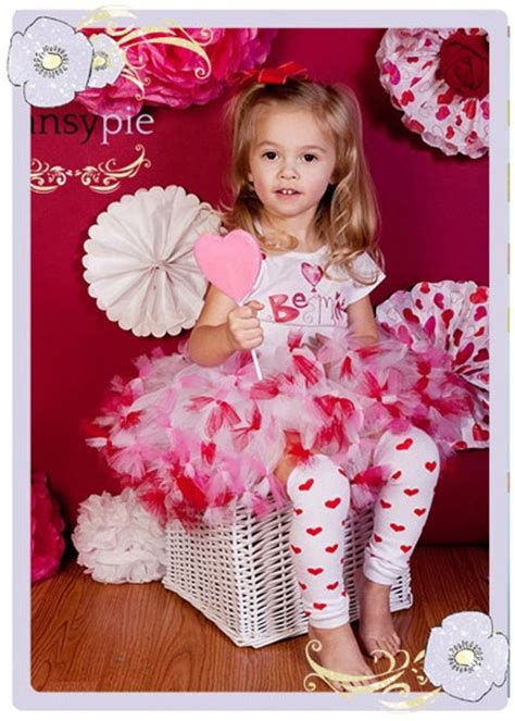 Gorgeous Valentine Day Outfits For Toddlers 40