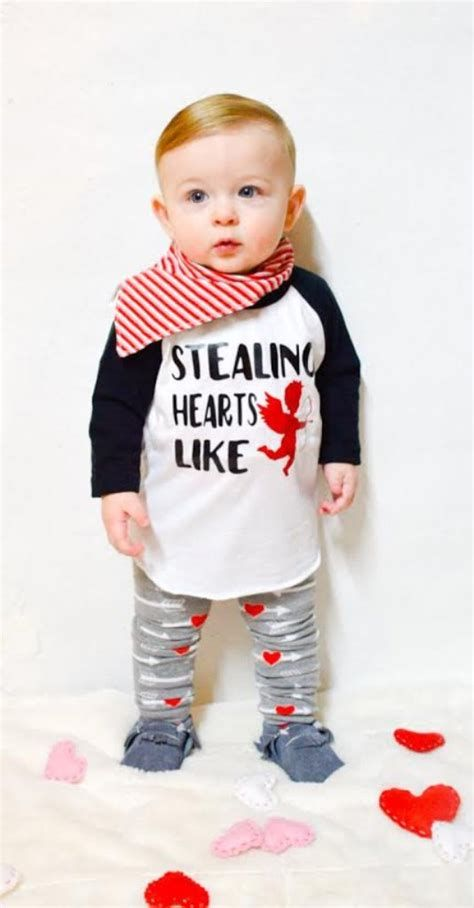 Gorgeous Valentine Day Outfits For Toddlers 46