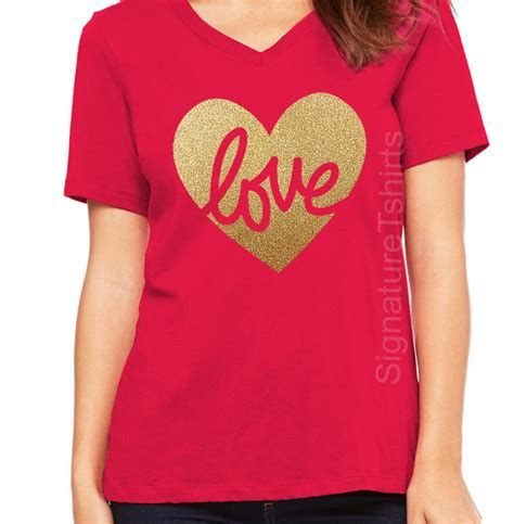 Gorgeous Valentines Day Shirts For Girl 28