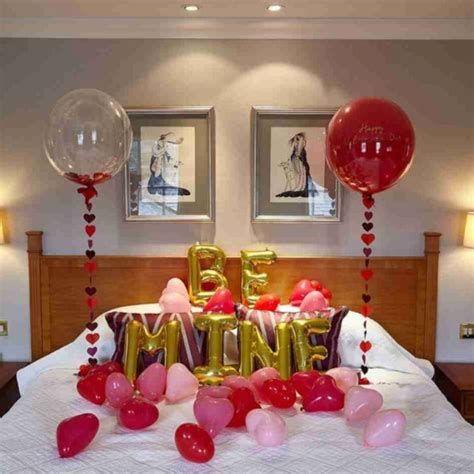Gorgeous Valentines Room Decoration Ideas 06
