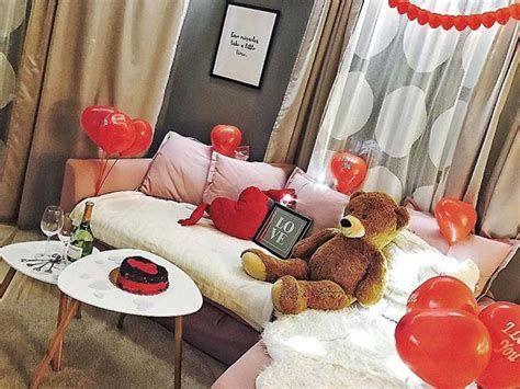 Gorgeous Valentines Room Decoration Ideas 15