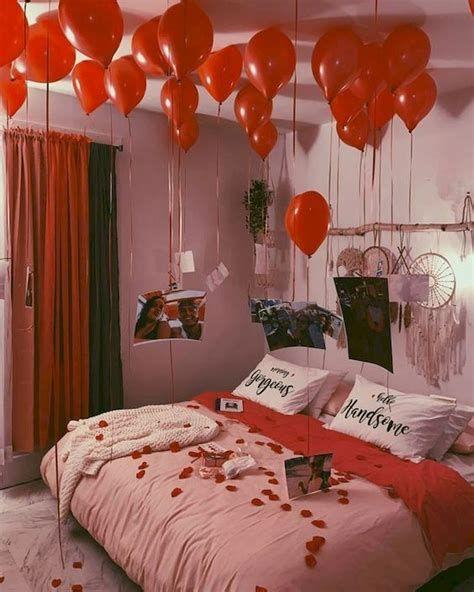 Gorgeous Valentines Room Decoration Ideas 19