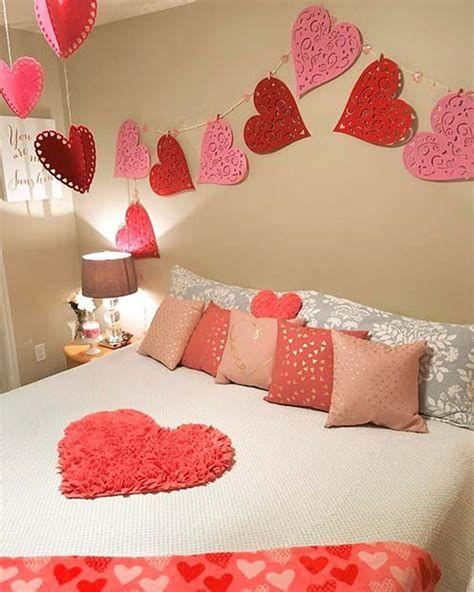 Gorgeous Valentines Room Decoration Ideas 21