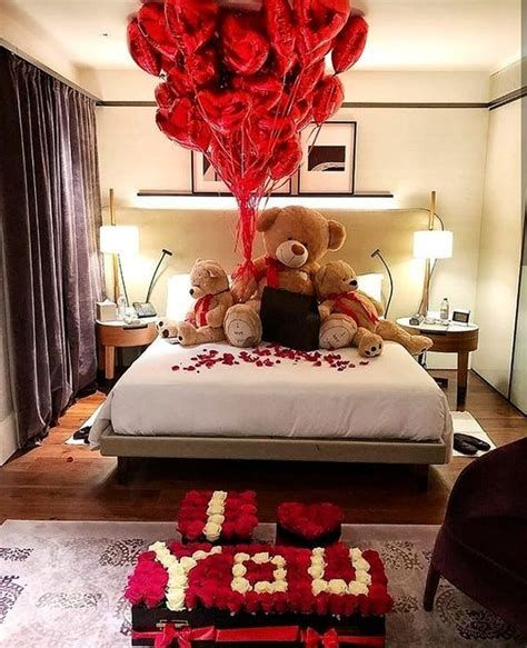 Gorgeous Valentines Room Decoration Ideas 43