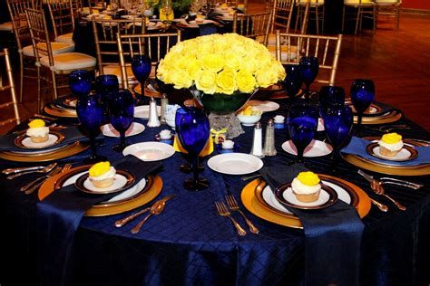 Inspiring Blue And Yellow Party Decoration Ideas 02