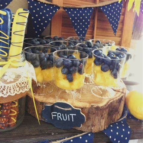 Inspiring Blue And Yellow Party Decoration Ideas 03