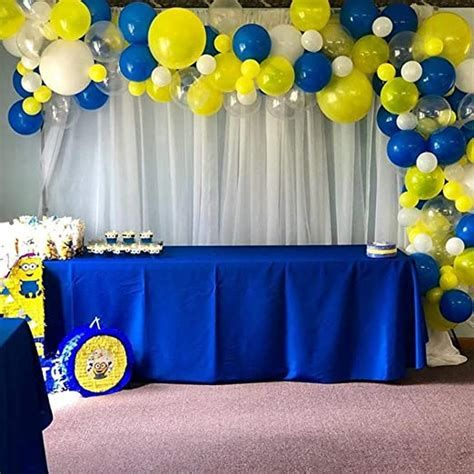 Inspiring Blue And Yellow Party Decoration Ideas 04