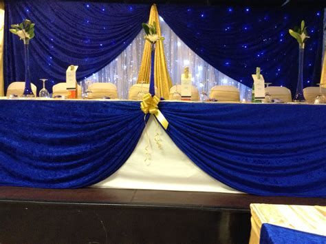Inspiring Blue And Yellow Party Decoration Ideas 05