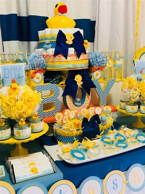 Inspiring Blue And Yellow Party Decoration Ideas 06