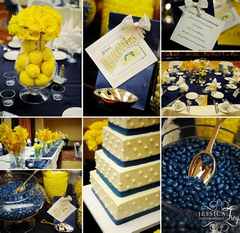 Inspiring Blue And Yellow Party Decoration Ideas 09