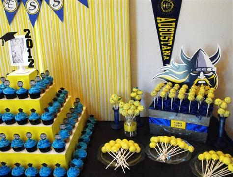 Inspiring Blue And Yellow Party Decoration Ideas 13