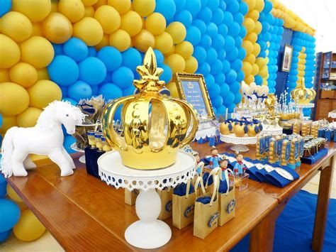 Inspiring Blue And Yellow Party Decoration Ideas 17