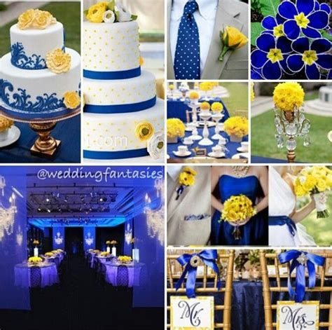 Inspiring Blue And Yellow Party Decoration Ideas 28