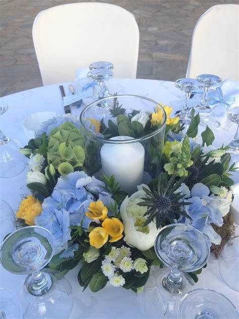 Inspiring Blue And Yellow Party Decoration Ideas 31
