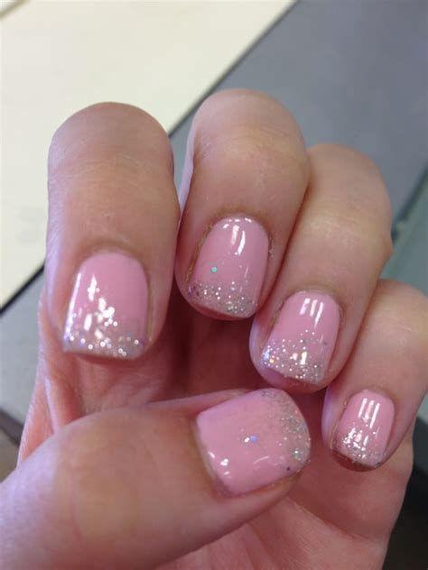Inspiring Silver And Pink Nails 06