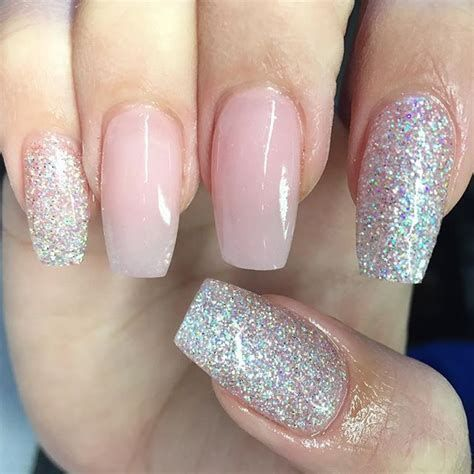 Inspiring Silver And Pink Nails 09