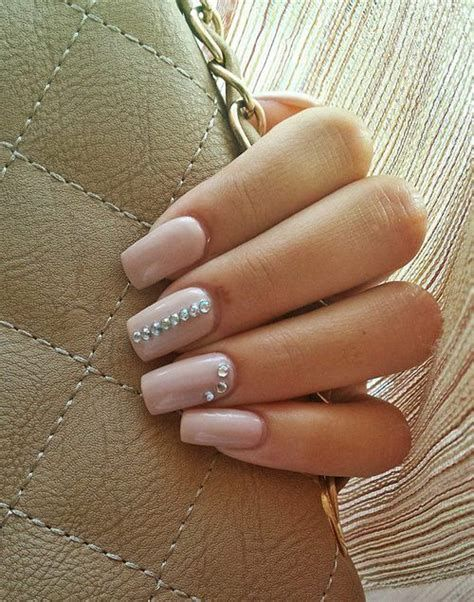 Inspiring Silver And Pink Nails 22