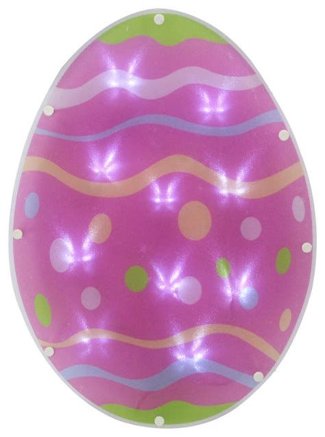 Lovely Outdoor Easter Decorations Lights 02