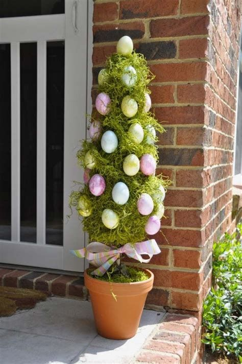 Lovely Outdoor Easter Decorations Lights 10