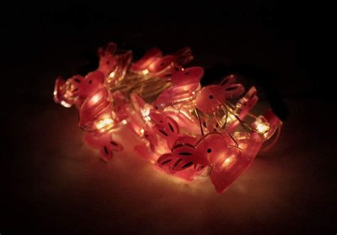 Lovely Outdoor Easter Decorations Lights 24