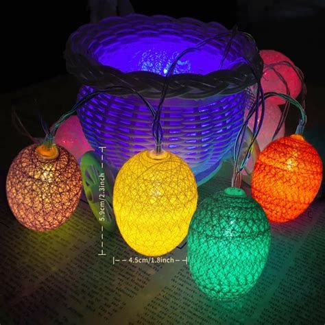 Lovely Outdoor Easter Decorations Lights 27