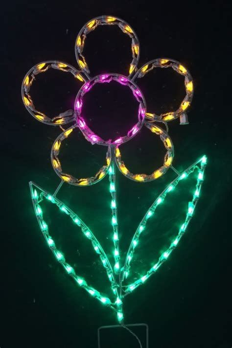 Lovely Outdoor Easter Decorations Lights 41