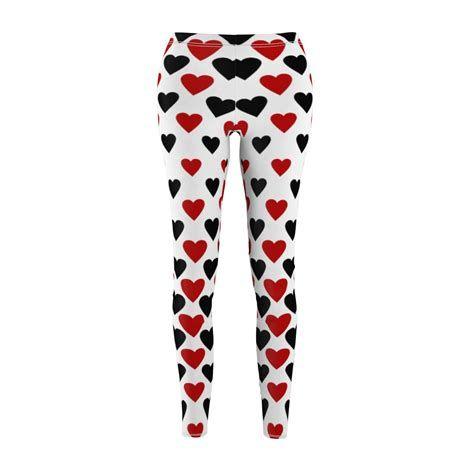 Most Popular Womens Valentines Day Leggings 01