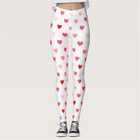 Most Popular Womens Valentines Day Leggings 03