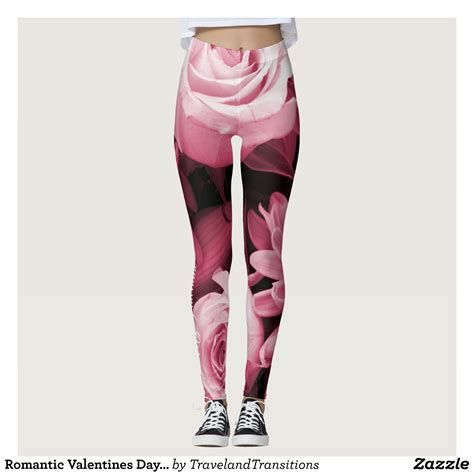 Most Popular Womens Valentines Day Leggings 09