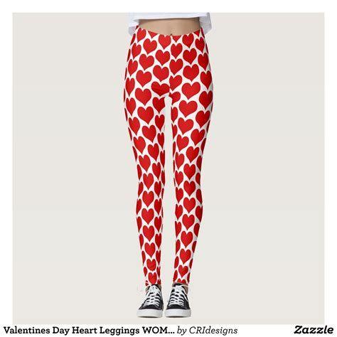 Most Popular Womens Valentines Day Leggings 15