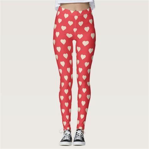 Most Popular Womens Valentines Day Leggings 31