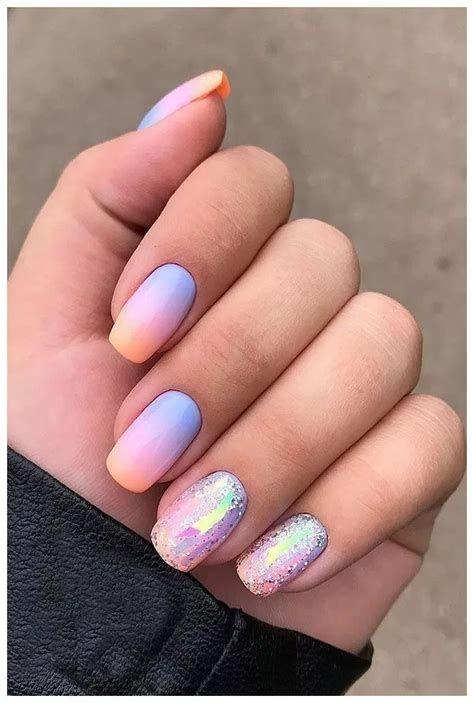 Perfect Cute Gel Nail Colors 07