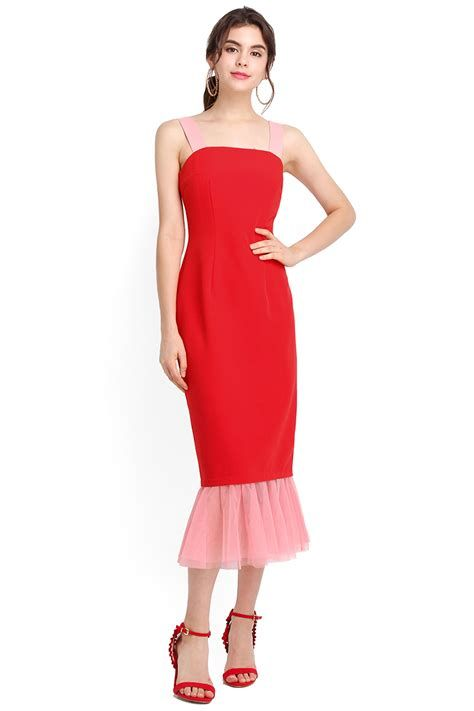Stunning Red And Pink Dress Ideas 05
