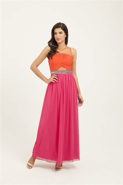 Stunning Red And Pink Dress Ideas 14