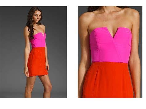 Stunning Red And Pink Dress Ideas 24