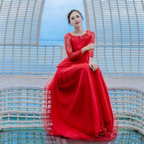 Stunning Red And Pink Dress Ideas 33