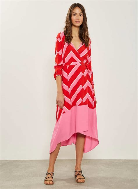 Stunning Red And Pink Dress Ideas 43