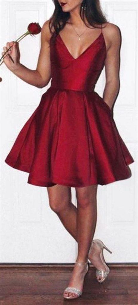 Stunning Valentine Dresses For Teens 20