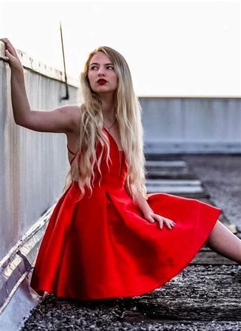 Stunning Valentine Dresses For Teens 21