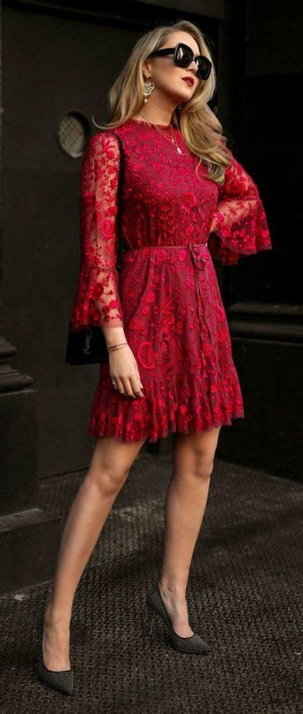 Stunning Valentine Dresses For Teens 22