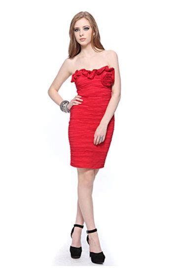 Stunning Valentine Dresses For Teens 45