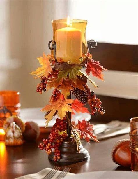 Stylish Diy Thanksgiving Decorations Ideas 06