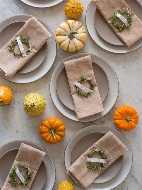 Stylish Diy Thanksgiving Decorations Ideas 10