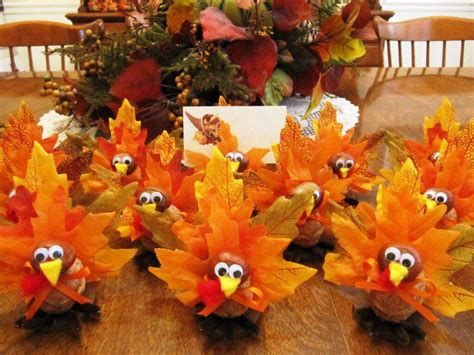 Stylish Diy Thanksgiving Decorations Ideas 11
