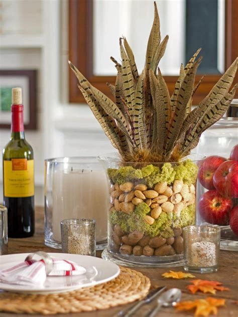 Stylish Diy Thanksgiving Decorations Ideas 16