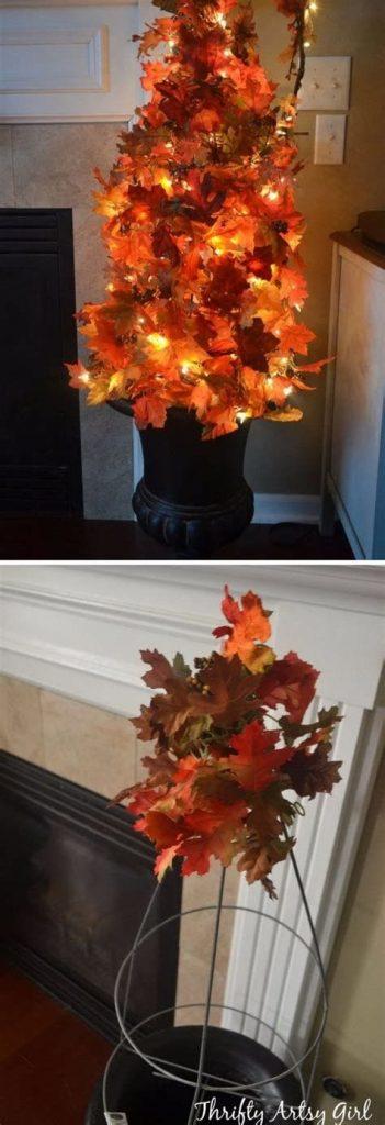 Stylish Diy Thanksgiving Decorations Ideas 18