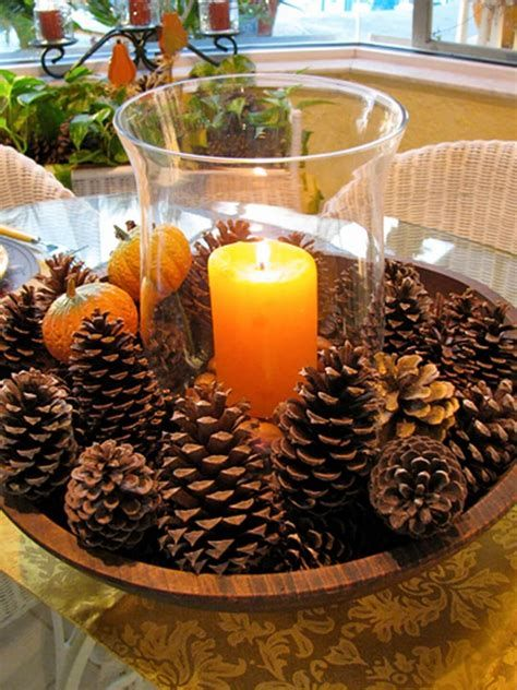 Stylish Diy Thanksgiving Decorations Ideas 21