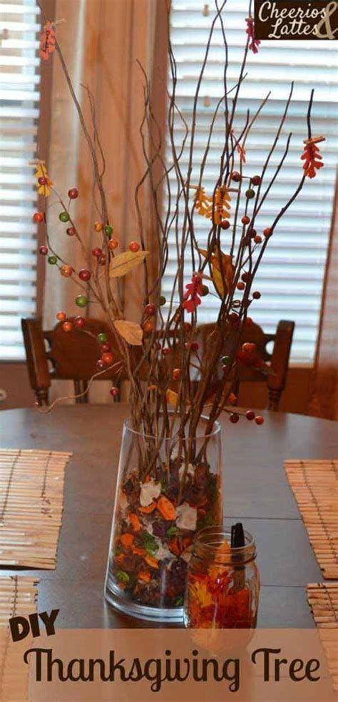 Stylish Diy Thanksgiving Decorations Ideas 25