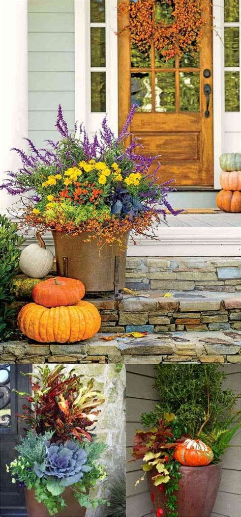 Stylish Diy Thanksgiving Decorations Ideas 40