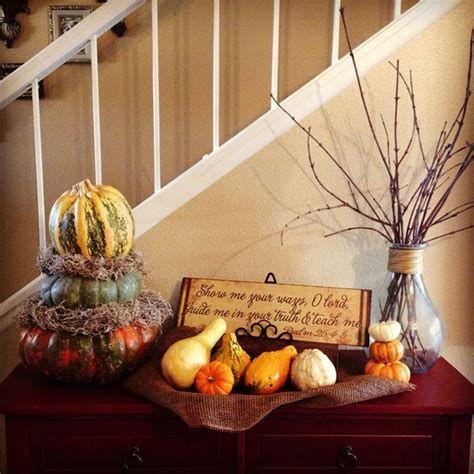 Stylish Diy Thanksgiving Decorations Ideas 42